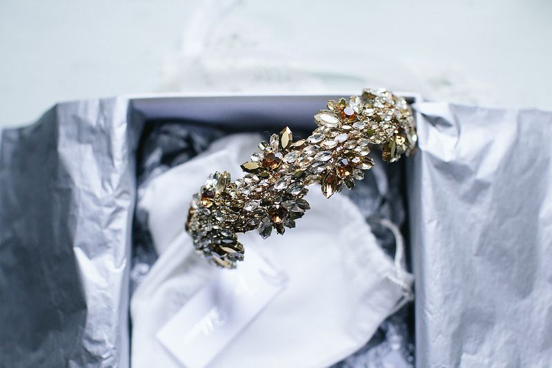 jenny packham wedding headpiece.
