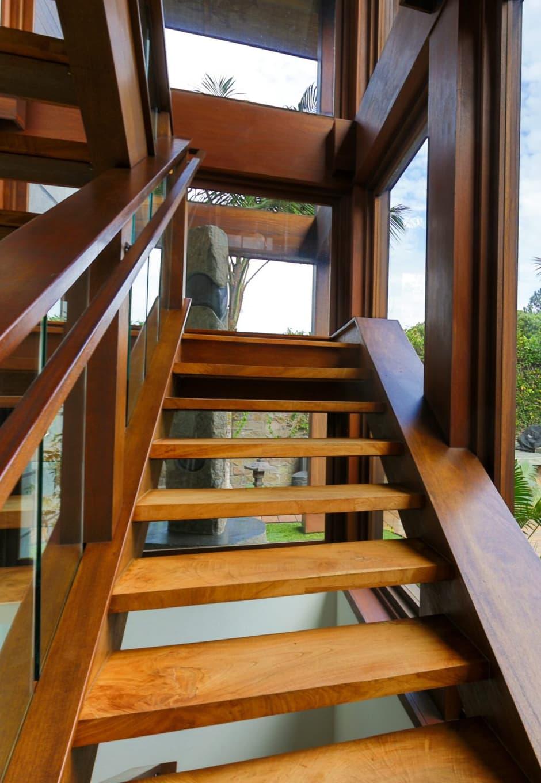 Best Teak Wood Stair Treads Floor Transitions Indoteak 400 x 300
