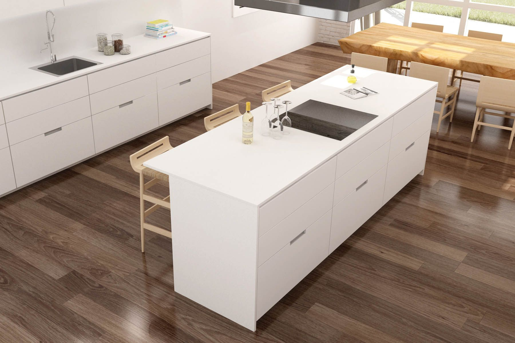 Muebles De Cocina Para Todo Tipo De Cocinas Cocinas De Dise O  # Muebles Favorita Urgell