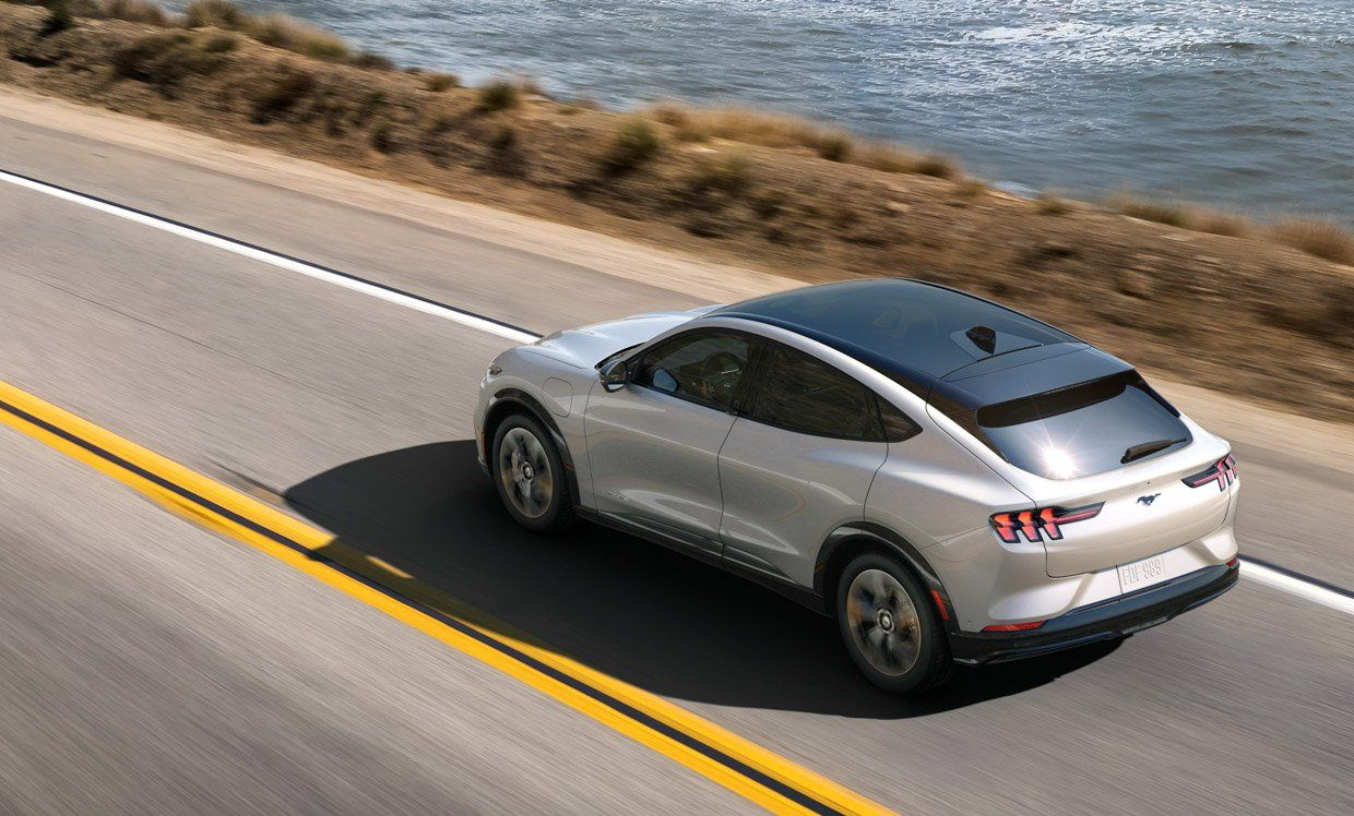 2021 Ford Mustang Mach E Specs And Pricing Machs