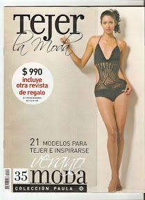Tejer La Moda 35 - Marisa - Álbumes web de Picasa