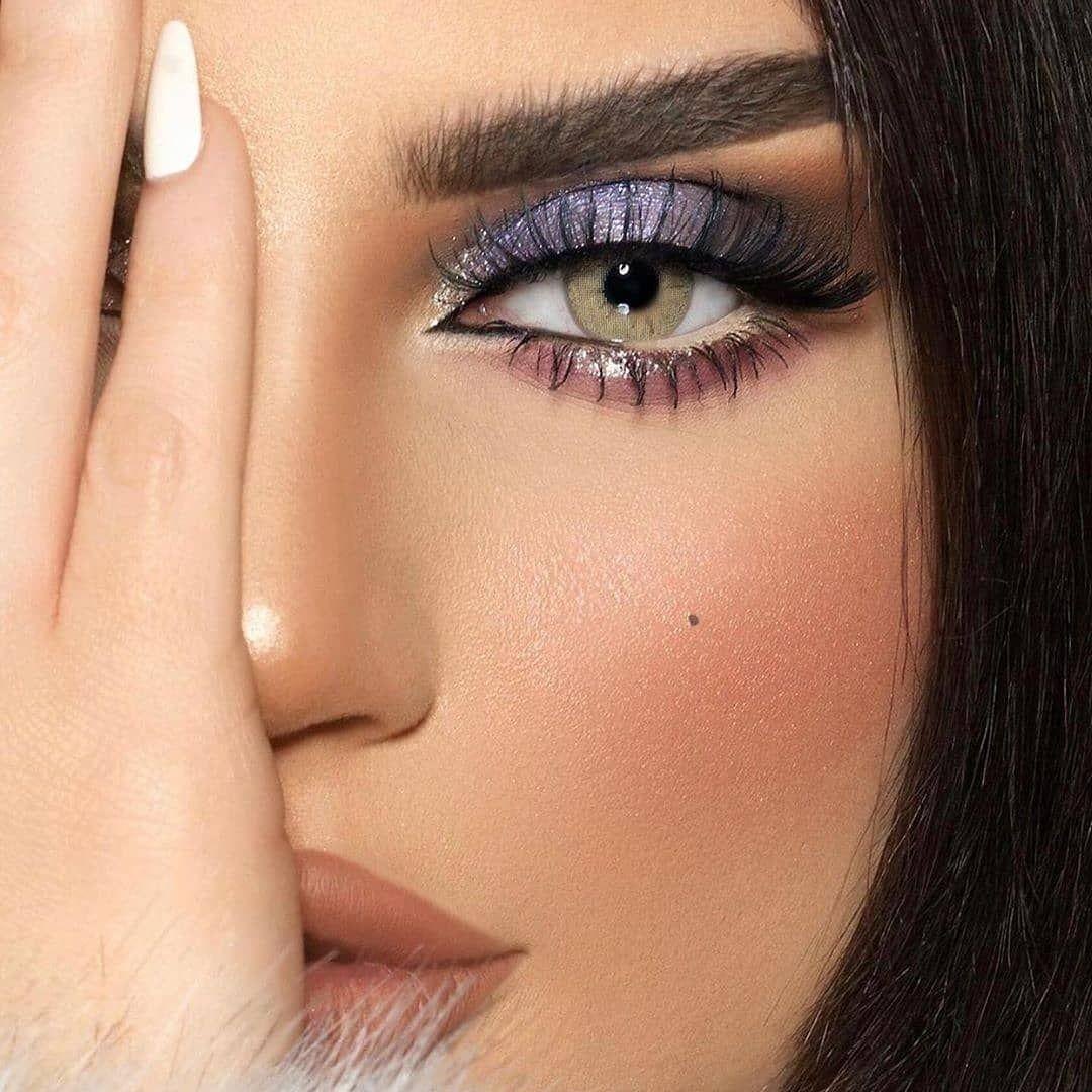 عدسات بيلا المغرب On Instagram Hazel Beige From Bella One Day Bellacontactslenses Officialpage Followforfollowback Lenses Nose Ring Rings