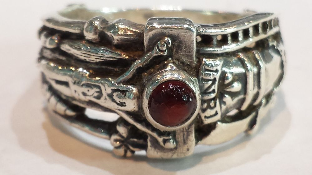 RETIRED & RARE James Avery Sterling Silver Martin Luther ...
