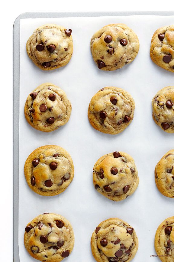 The BEST Chocolate Chip Cookies! | Gimme Some Oven
