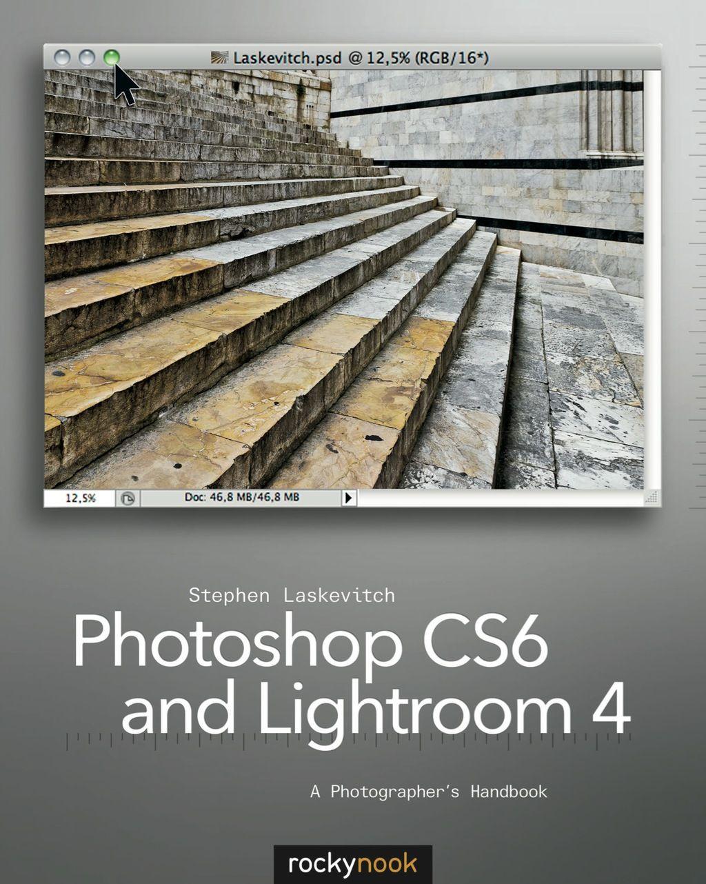 Photoshop CS6 and Lightroom 4 (eBook)