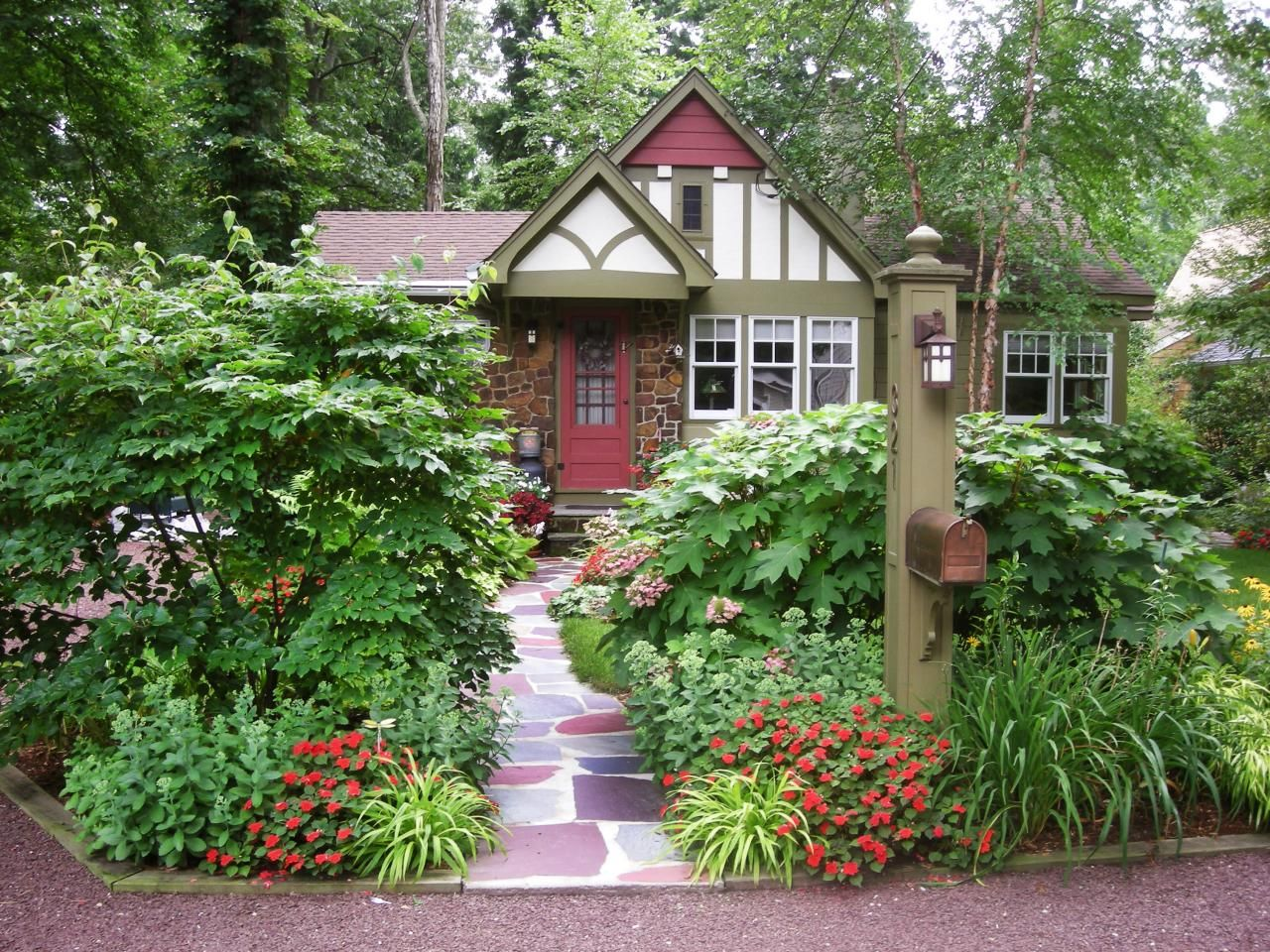 gorgeous landscapes - Garden Design Cottage Style