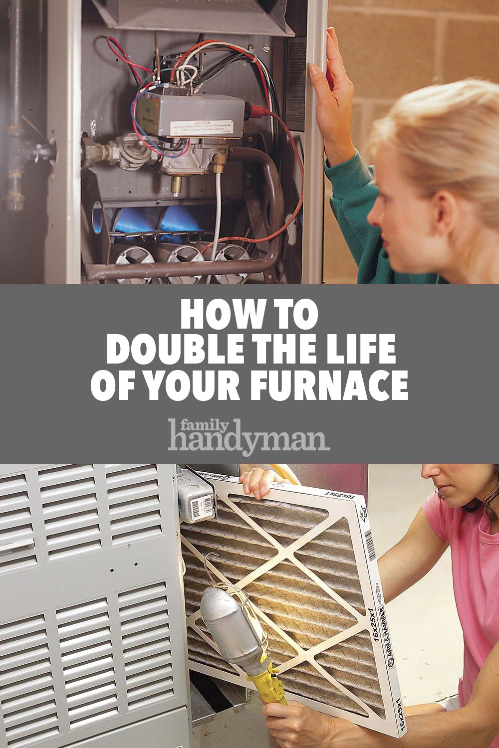 How to Double the Life of Your Furnace Furnace air flow