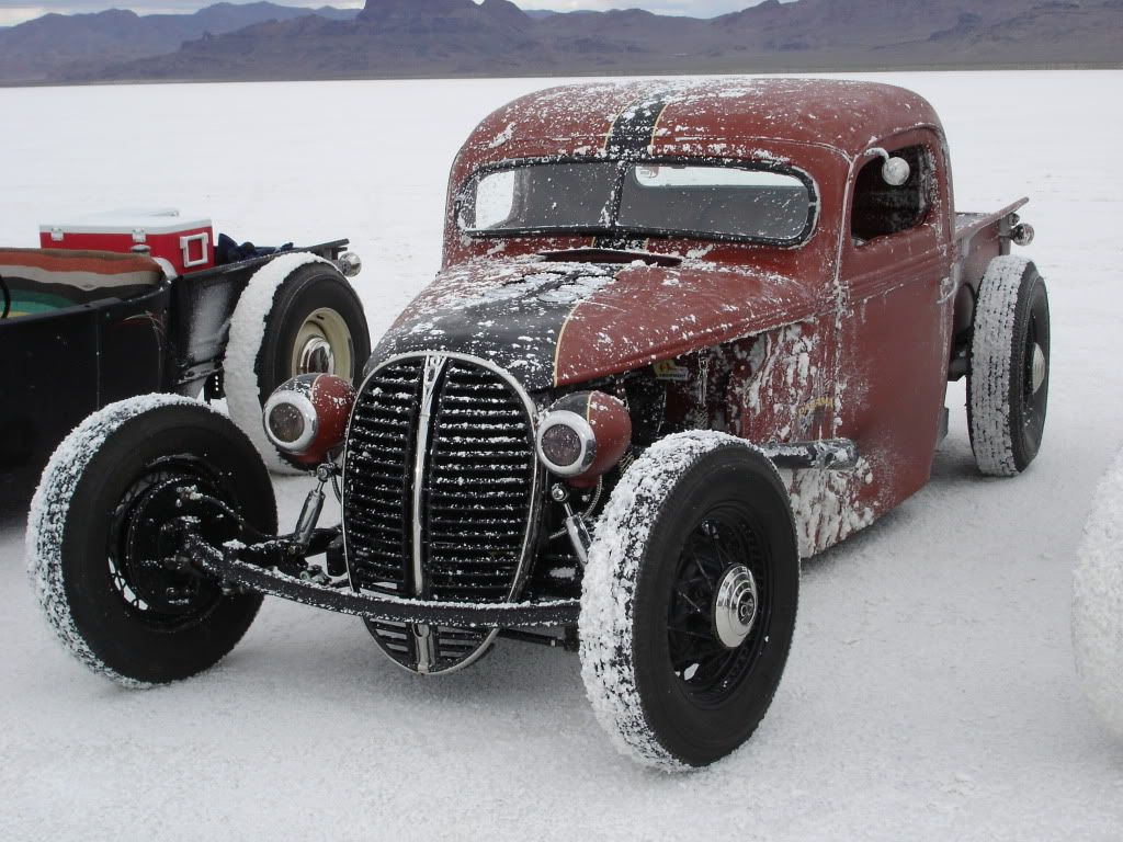 Panama Red 1938 Ford Pickup Build With Images Rat Rod Rat