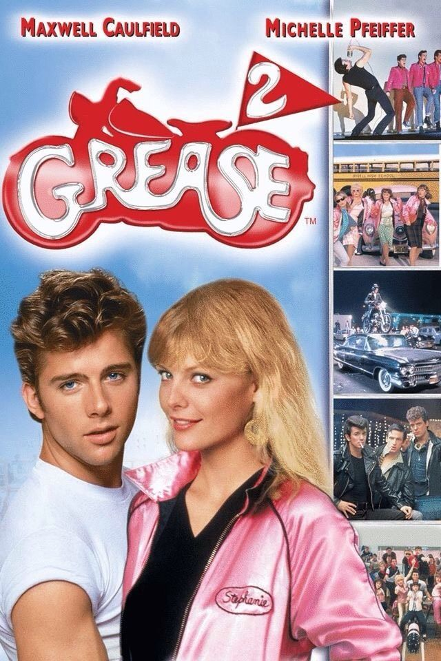 Grease 2 Ebay Maxwell Caulfield Grease 2 Michelle Pfeiffer