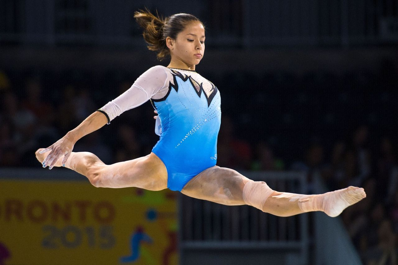 Jessica López (Venezuela) 2015 Pan Am Games