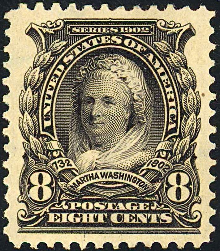 1903 issue Martha Washington