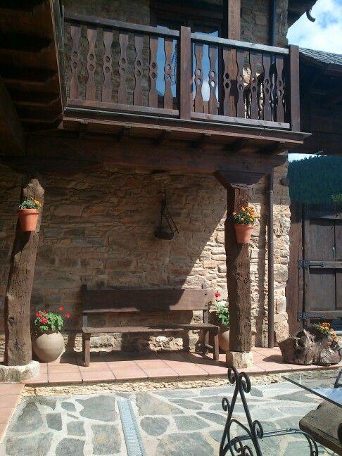 Casa rural dorinda bierzo voyage pinterest - Casa rural bierzo ...