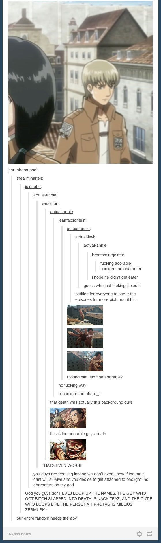 Attack On Titan Memes / AOT Memes