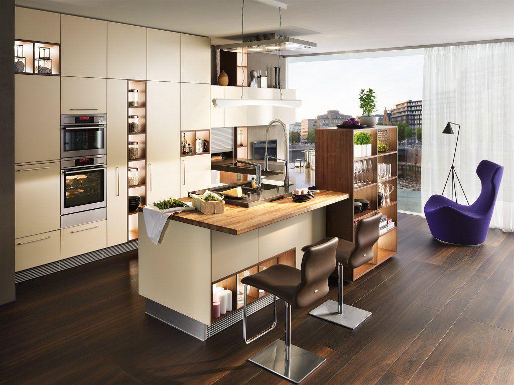 Breitschopf macht ihre küche → foresto color hellbeige ausstellungsküche designerküche designerküchen einbauküche holzküche küche