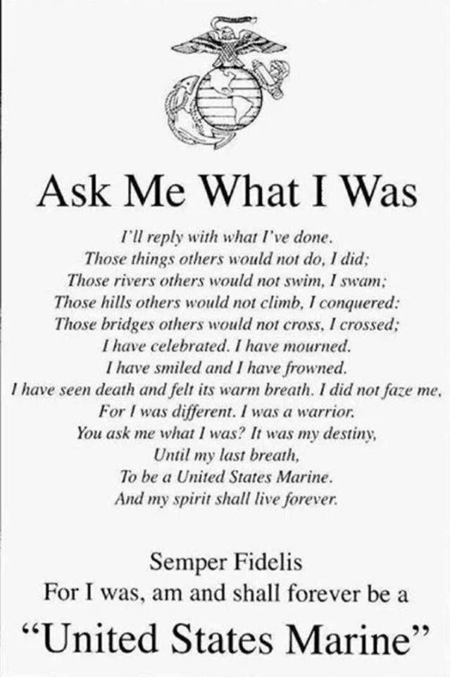 Famous Marine Corps Quotes Amazing Marine Corps Life  U.smarine Corps  Pinterest  Marine Corps