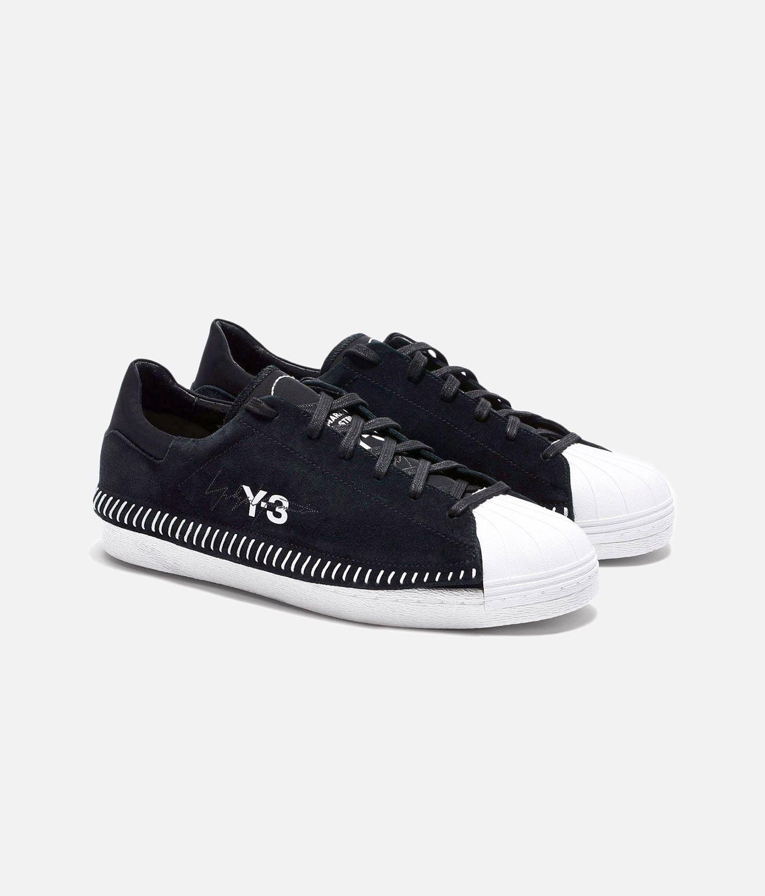 f159b4ae5  Y 3 Bynder Super Sneakers Black