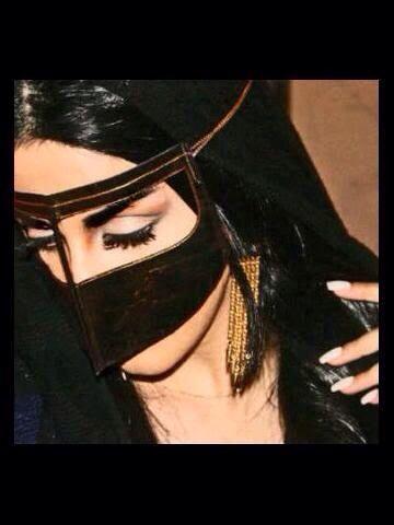 Pin By Nada Attia Gallery On براقع نقاب Arabian Women Dubai Fashionista Burqa