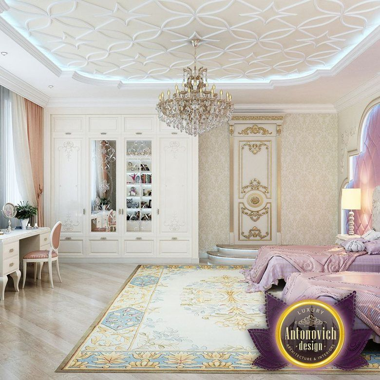 Katrina Antonovich Luxury Interior Design: Kids Room Interior Design By Luxury Antonovich Design