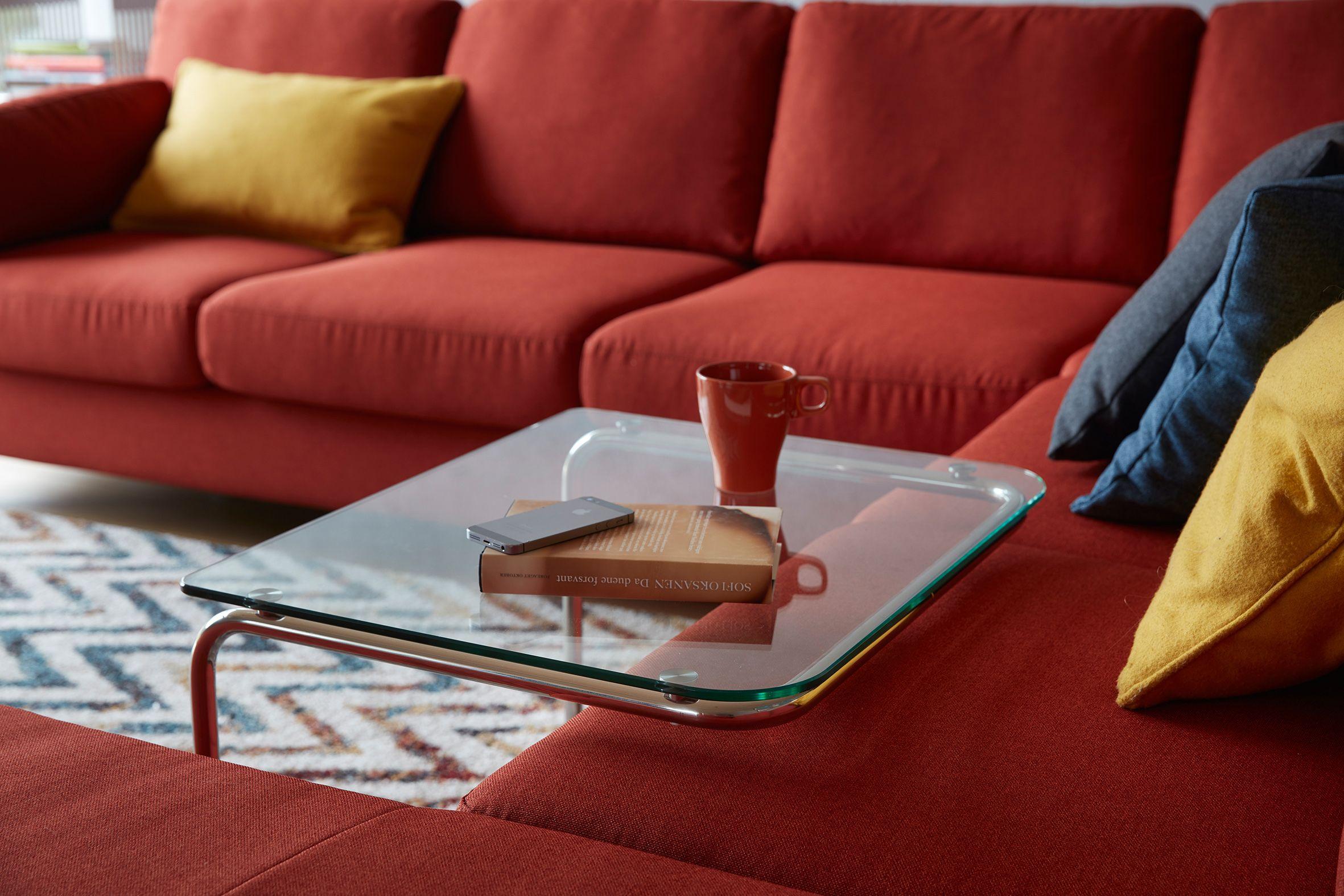 Flexibel einsatzbar der Stressless Coffee Table Beistelltisch