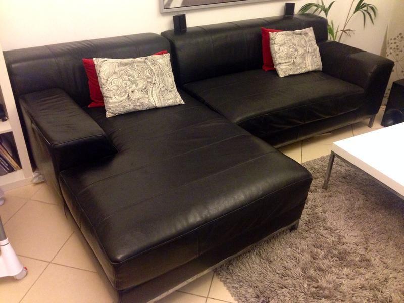Dubizzle Dubai Sofas Futons Amp Lounges L Shape Black