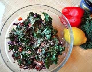 Healthy Like This: Recipe: Rainbow Quinoa Salad with Lemon Tahini Dressing