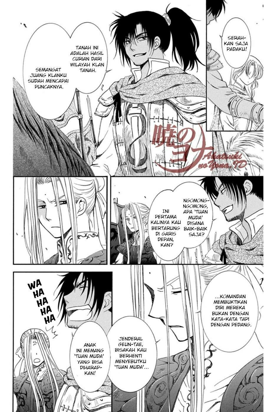 Manga Akatsuki No Yona Chapter 97 Bahasa Indonesia 10