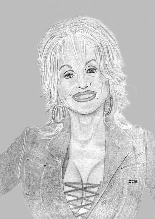Dolly Parton In 2019 Dolly Parton Pencil Drawings Artwork