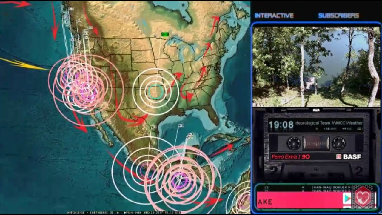 1 5 18 Yellowstone Earthquake Swarm and USGS BS