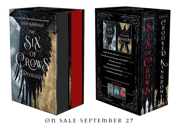 Leigh Bardugo Away For A While On Twitter Leigh Bardugo Six Of Crows Red Pages