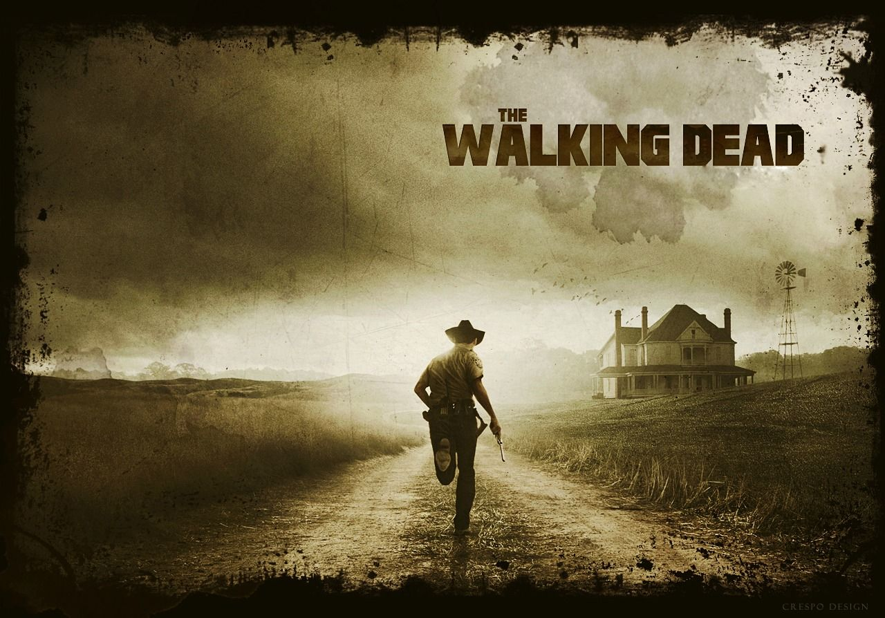 Are you looking for Walking Dead HD Wallpapers? Download