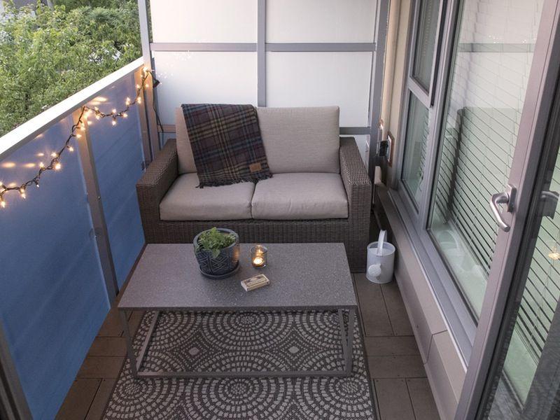 Apartment Balcony Decorating Condos