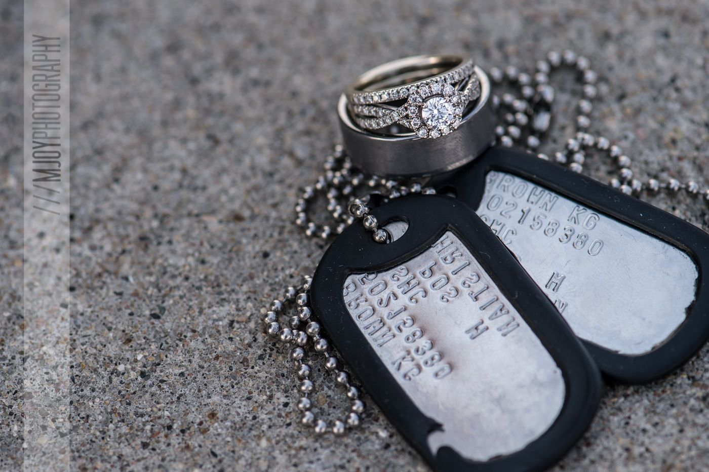 Marine Wedding Dog Tags Really Want To Do A Picture Like This For One Of Our