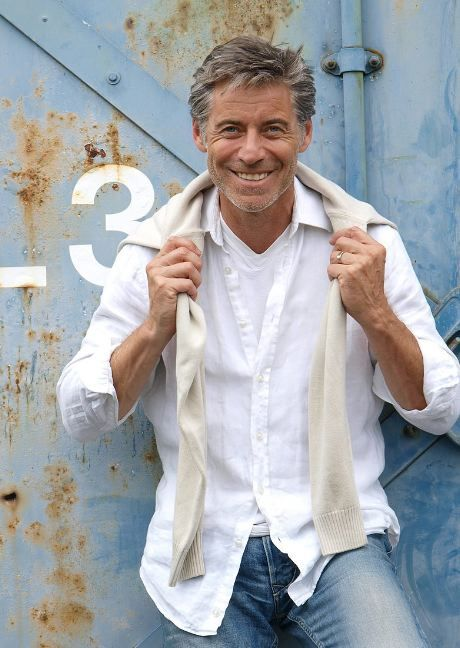 Gert Rappenecker | Men's Fashion and Grooming | Older mens ...