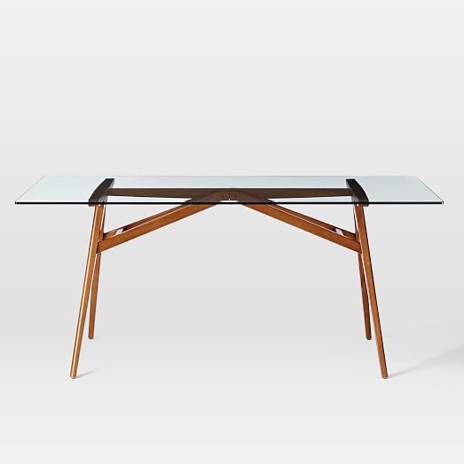 Jensen Dining Table Dining Table Contemporary Dining Table