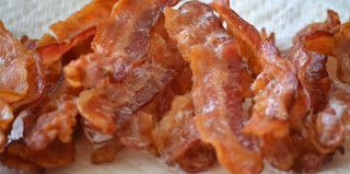 simply FOuR us: Recipe of the Week ~ Baking Bacon: A How-To Guide to Making Perfect Bacon Every Time