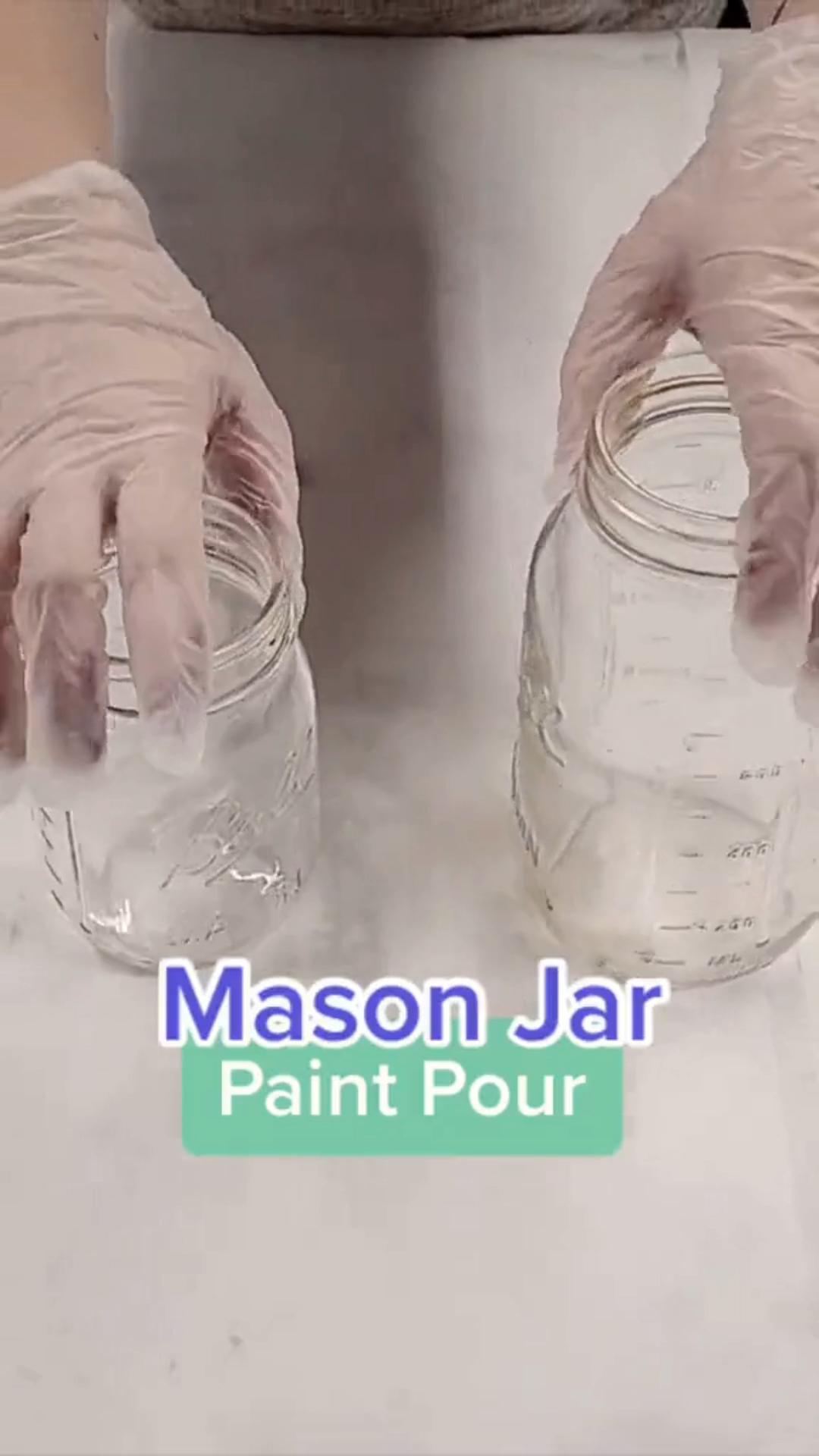 Mason Jar Craft DIY Mothers Day Gift Idea