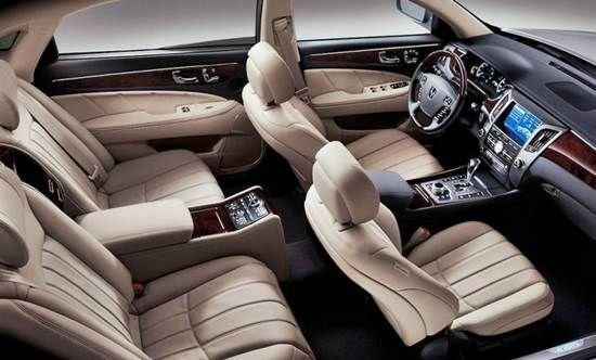 2016 Hyundai Equus Inside Mercedes S Cl Interior Cars New Top