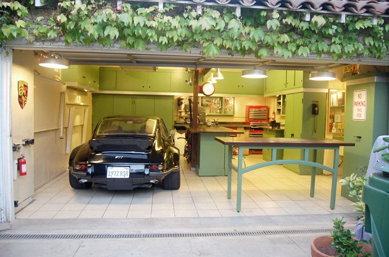 25+ Uniquely Awesome Garage Lighting Ideas to Inspire You : garage lighting ideas - azcodes.com