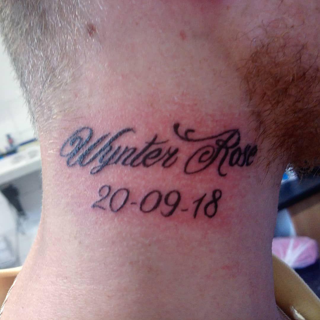 Von gestern #CCArts #tattoos #ink # bodymodification # artist #tattooartist #de ...
