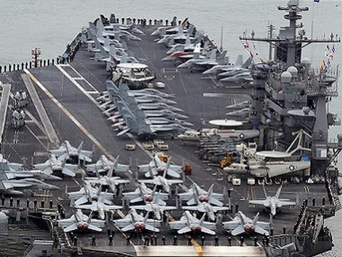Nuclear Powered Supercarrier