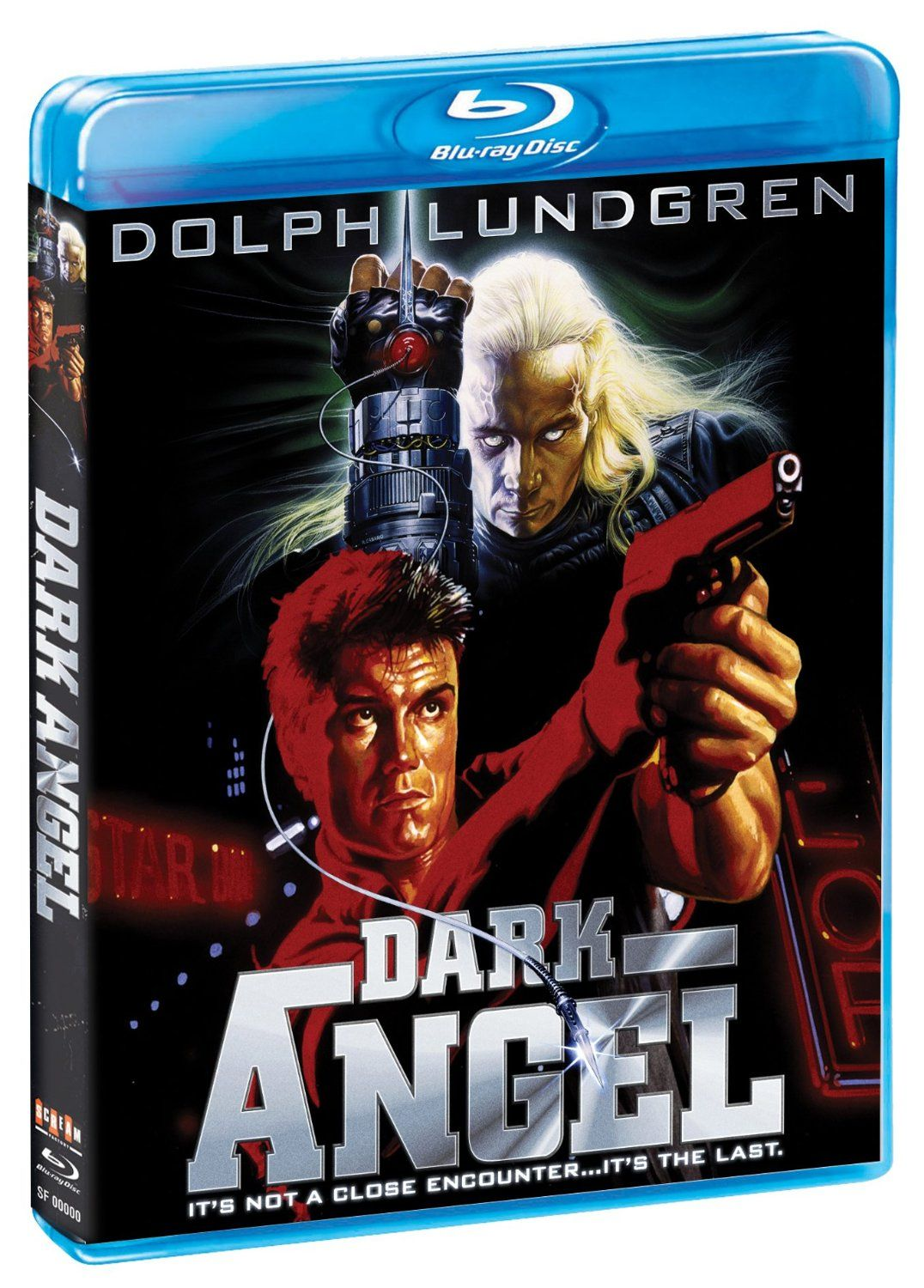 Dark Angel 1990 13 99 Dark Angel Blu Ray Dolph Lundgren