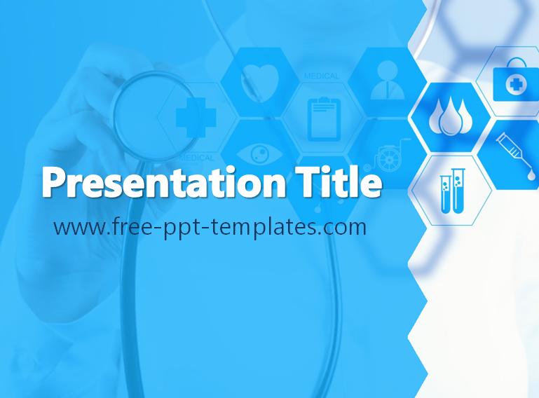 Plantilla Para Ppt De Temática Médica Powerpoint Templates Powerpoint Presentation Template Free