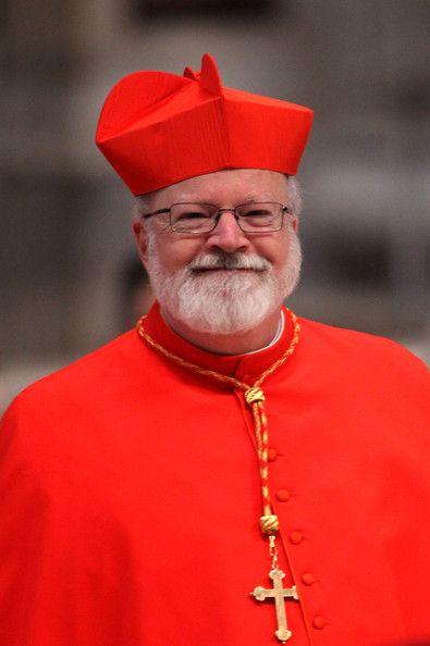 6  Cardinal Sean Patrick O'Malley  O F M  Cap , Metropolitan