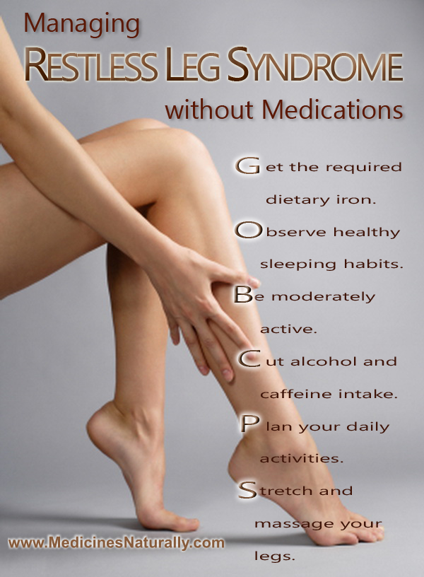 Managing Restless Legs Naturally Do You Suffer With Twitching Jumpy Legs Learn How To Ma Restless Leg Syndrome Restless Legs Restless Legs Syndrome Remedies