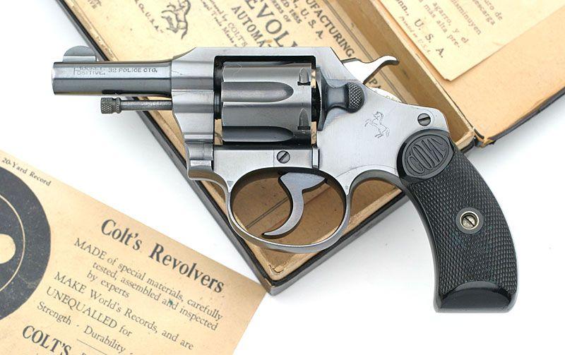 colt 3220 revolvers Colt Pocket Positive .32