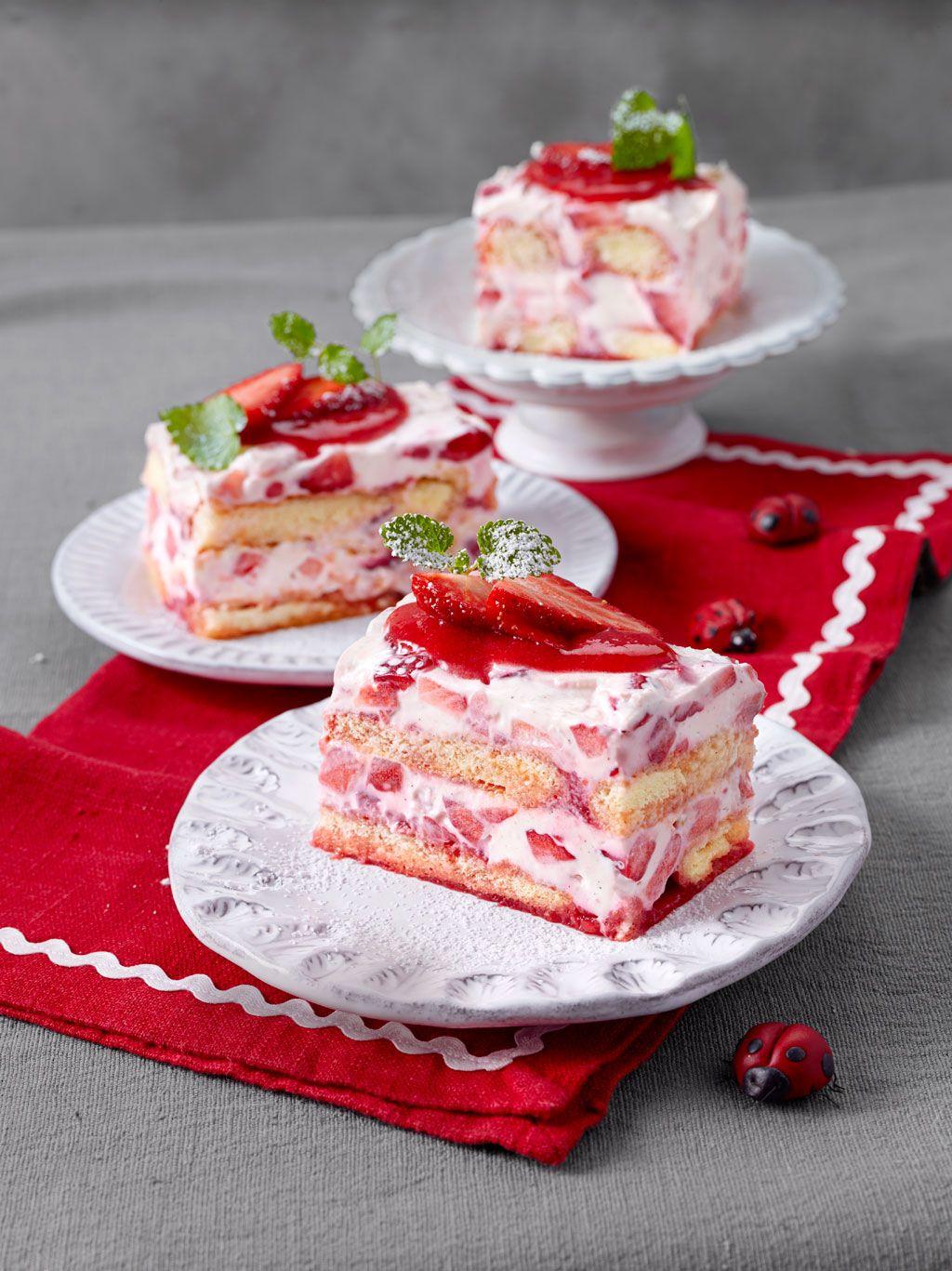 Erdbeertiramisu Von Anvele Chefkoch Einfacher Nachtisch Nachtisch Rezepte Kuchen Und Torten Rezepte