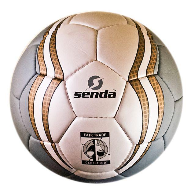 Senda Fair Trade Soccer Ball Volta Premier Ball Soccer Soccer Balls Soccer Ball