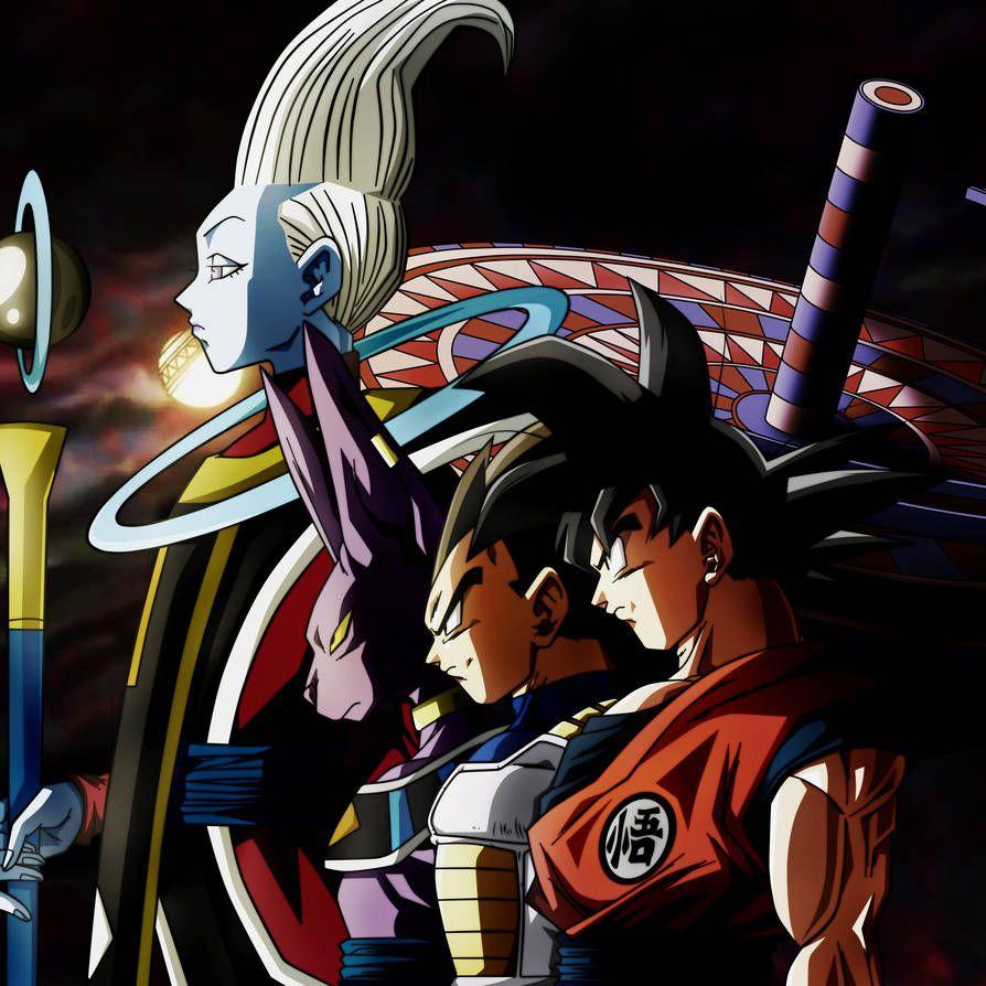 The Hope Of The Universe 7 By Koku78 Dragon Ball Art Dragon Ball Goku Dragon Ball Super Manga