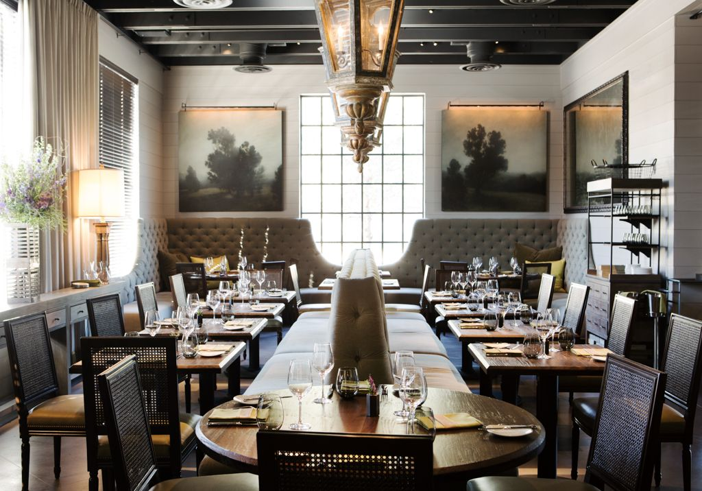 Mcalpine Tankersley Architecture Lav A Restaurant In Austin Tx