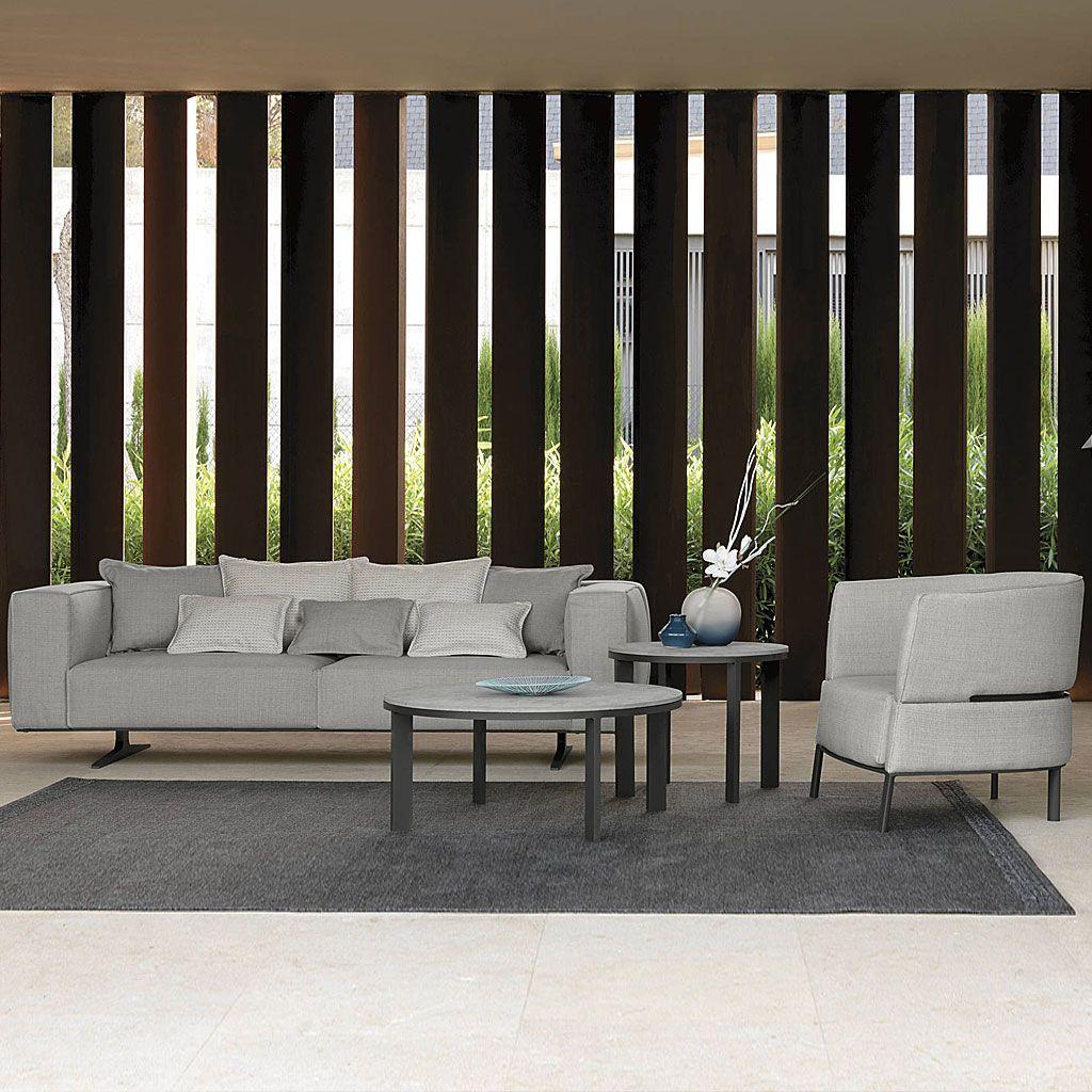 Modern Garden Furniture Company Uk Talenti Eden Luxury Garden Sofa